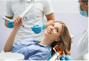 dental bonding procedure